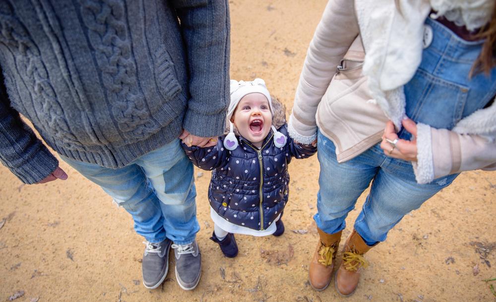こどもの笑顔が家族の笑顔を創る