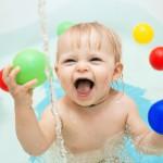 「早く、はいろー!」とお風呂嫌いだった子供に言わせる遊びかた