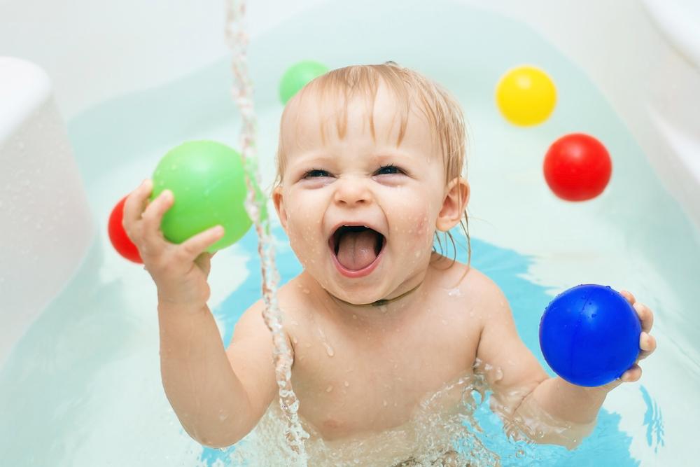 子どもと楽しいお風呂