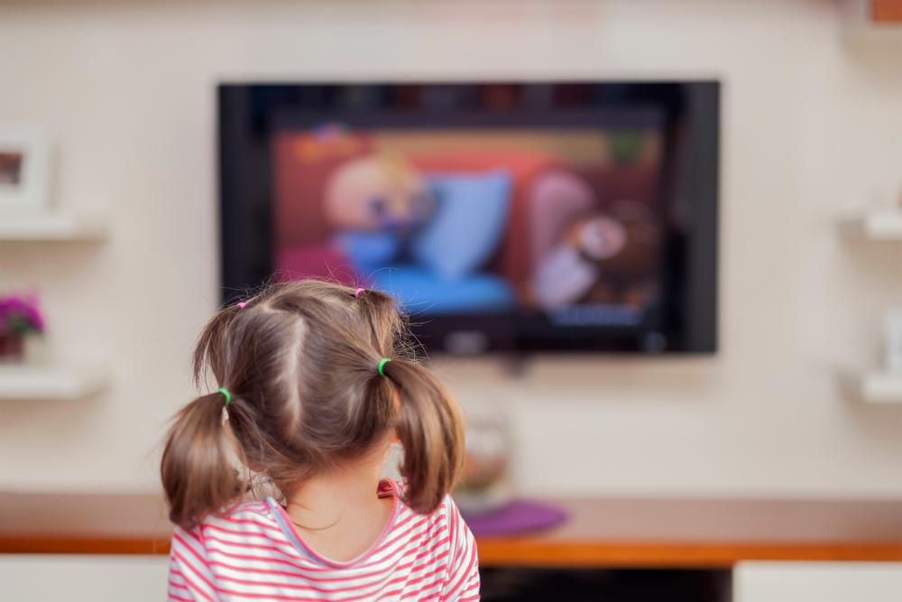子どもとテレビの関係