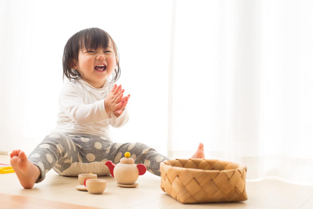 子供の遊び方