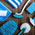 家族での大掃除を成功させる、家事シェア式大掃除