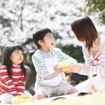 遊びの先生が教える!お花見を家族で楽しむ遊び3選