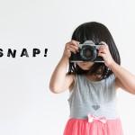 【フォトグラファーが教える】雨の日でも子供と写真を楽しむ!自宅スタジオを作って撮影しよう