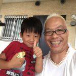 「多方面で活躍する専業主夫のパパ名刺」 ~はじめまして、私こういうパパでございます。 佐久間修一さん~