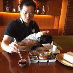 「料理大好き!単身赴任パパのパパ名刺」 ~はじめまして、私こういうパパでございます。長谷川貴久さん~