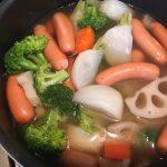 パパのための簡単料理教室 第7回:根菜ポトフ