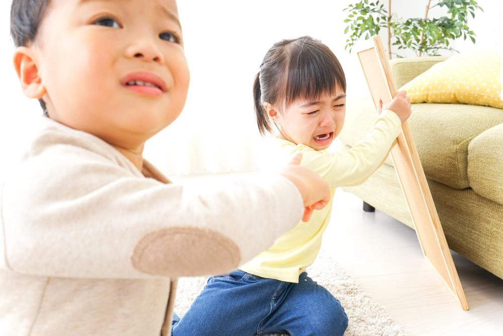 子育てのイライラにはたくさんの原因がある